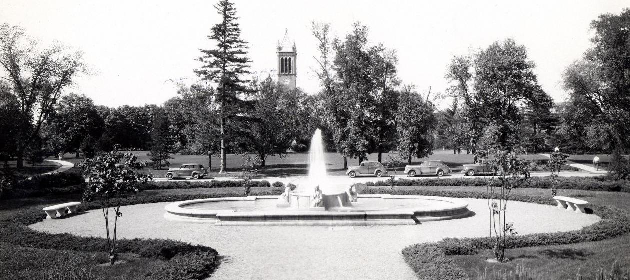 Memorial Union 1941